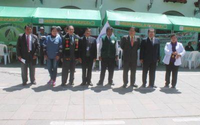 HUANCAVELICA: EXITOSA CAMPAÑA DE PRESTACIÓN DE SERVICIOS PROFESIONALES