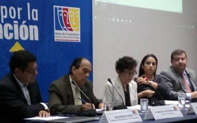 """IMPORTANTE DIÁLOGO POR LA CONCERTACIÓN """" LA AGENDA 2030 Y LAS OPORTUNIDADES PARA EL DESARROLLO REGIONAL Y LOCAL"""