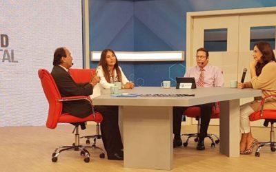 """Diálogo sobre Salud mental y violencia en el programa """"Segunda opinión"""" de ATV"""