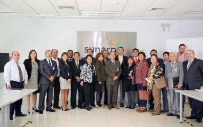 NUEVOS AVANCES DE COLEGIOS PROFESIONALES EN REUNIÓN CON LA SUNARP