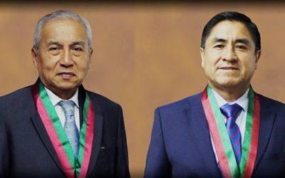 FAVORES ENTRE COLEGAS ABOGADOS : FISCAL CHÁVARRY Y JUEZ HINOSTROZA.