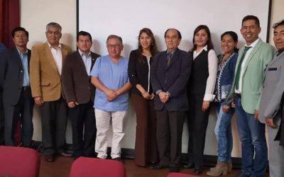 AYACUCHO : RECONSTITUCIÓN DEL CONSEJO REGIONAL DE DECANOS