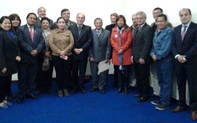 ASAMBLEA GENERAL DE DECANOS DE COLEGIOS PROFESIONALES TOMARÁ IMPORTANTES DECISIONES