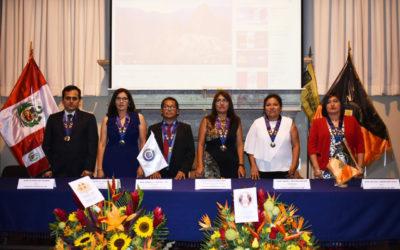 JURAMENTÓ NUEVO CONSEJO NACIONAL PARA EL PERIODO 2019-2020 DEL COLEGIO DE QUÍMICOS DEL PERÚ