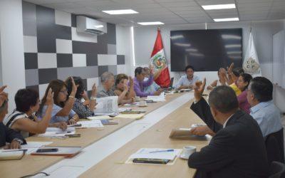 ING. CARLOS HERRERA DESCALZI FUE ELEGIDO PRESIDENTE DE LA COMISIÓN ORGANIZADORA DEL III CONGRESO NACIONAL DE PROFESIONALES DEL PERÚ (CONAPROF)