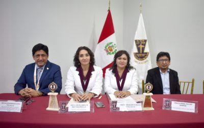 COLEGIO DE OBSTETRAS DEL PERÚ JURAMENTÓ E INSTALÓ A SU CONSEJO NACIONAL PARA EL PERIODO 2019 – 2022