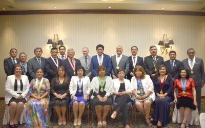 DR. DAVID VERA PRESIDIÓ CEREMONIA POR EL 13° ANIVERSARIO DE CREACIÓN INSTITUCIONAL DEL CDCP