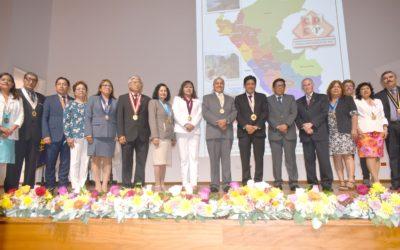 CON PRESENCIA DEL PRESIDENTE DEL CONSEJO DE MINISTROS SE CLAUSURÓ CON GRAN ÉXITO EL III CONGRESO NACIONAL DE PROFESIONALES DEL PERÚ