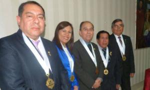 Consejo Nacional 2017-2018